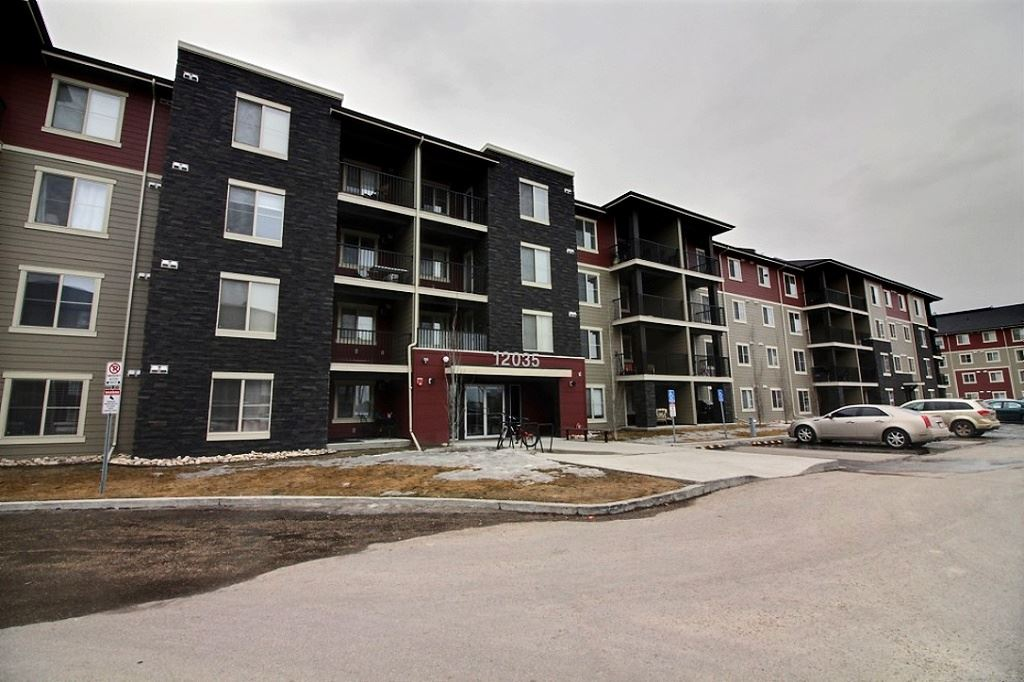 117 12035 22 Avenue SW, 2 bed, 2 bath, at $186,500