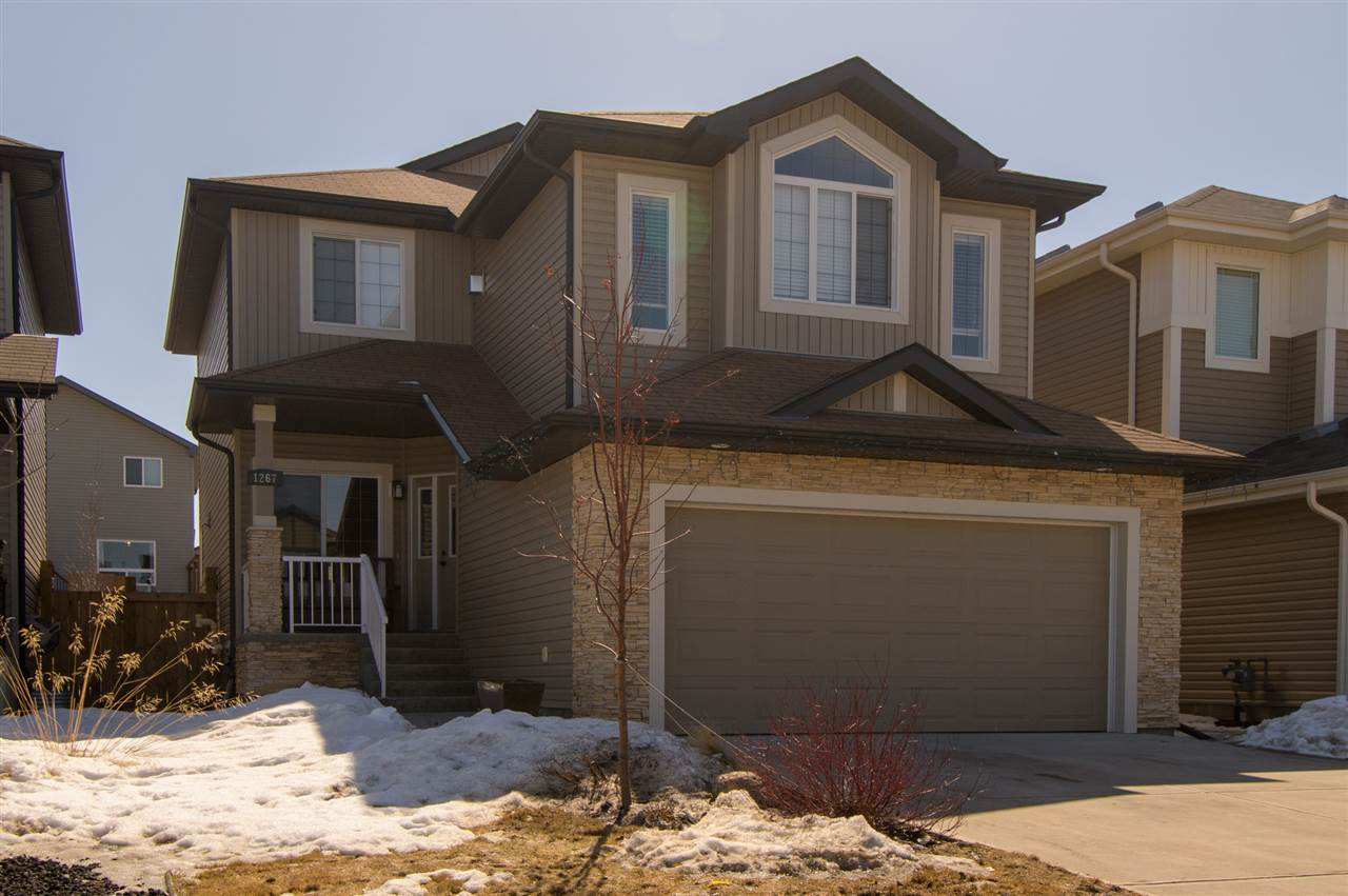 1267 Foxwood Crescent, 3 bed, 2.1 bath, at $474,900