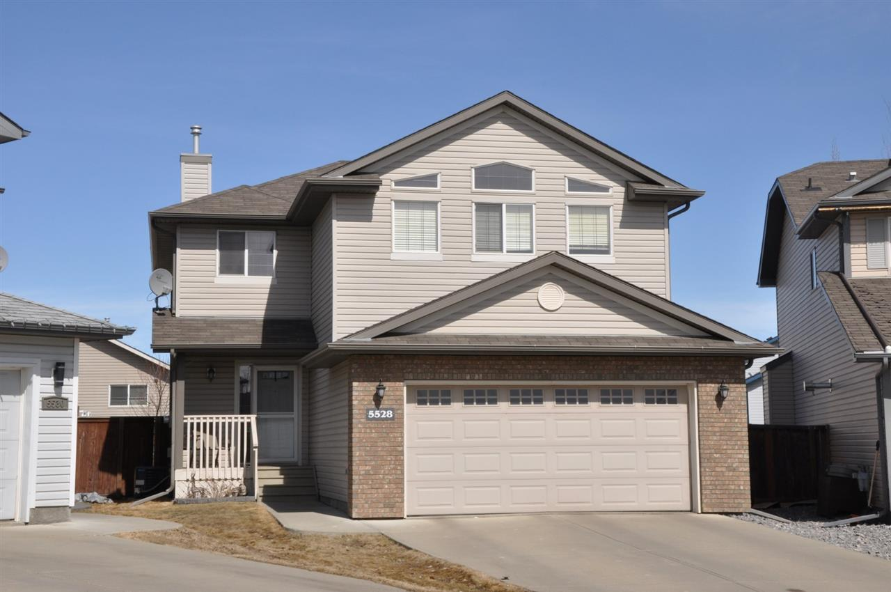 5528 164 Avenue NW, 4 bed, 3.1 bath, at $449,900