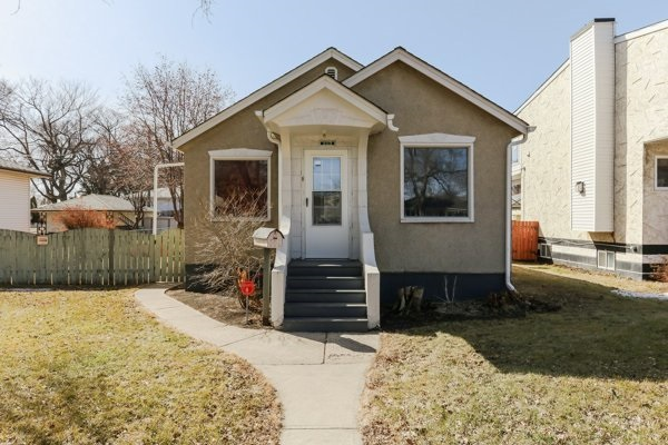 5113 118 Avenue NW, 4 bed, 1.1 bath, at $224,900