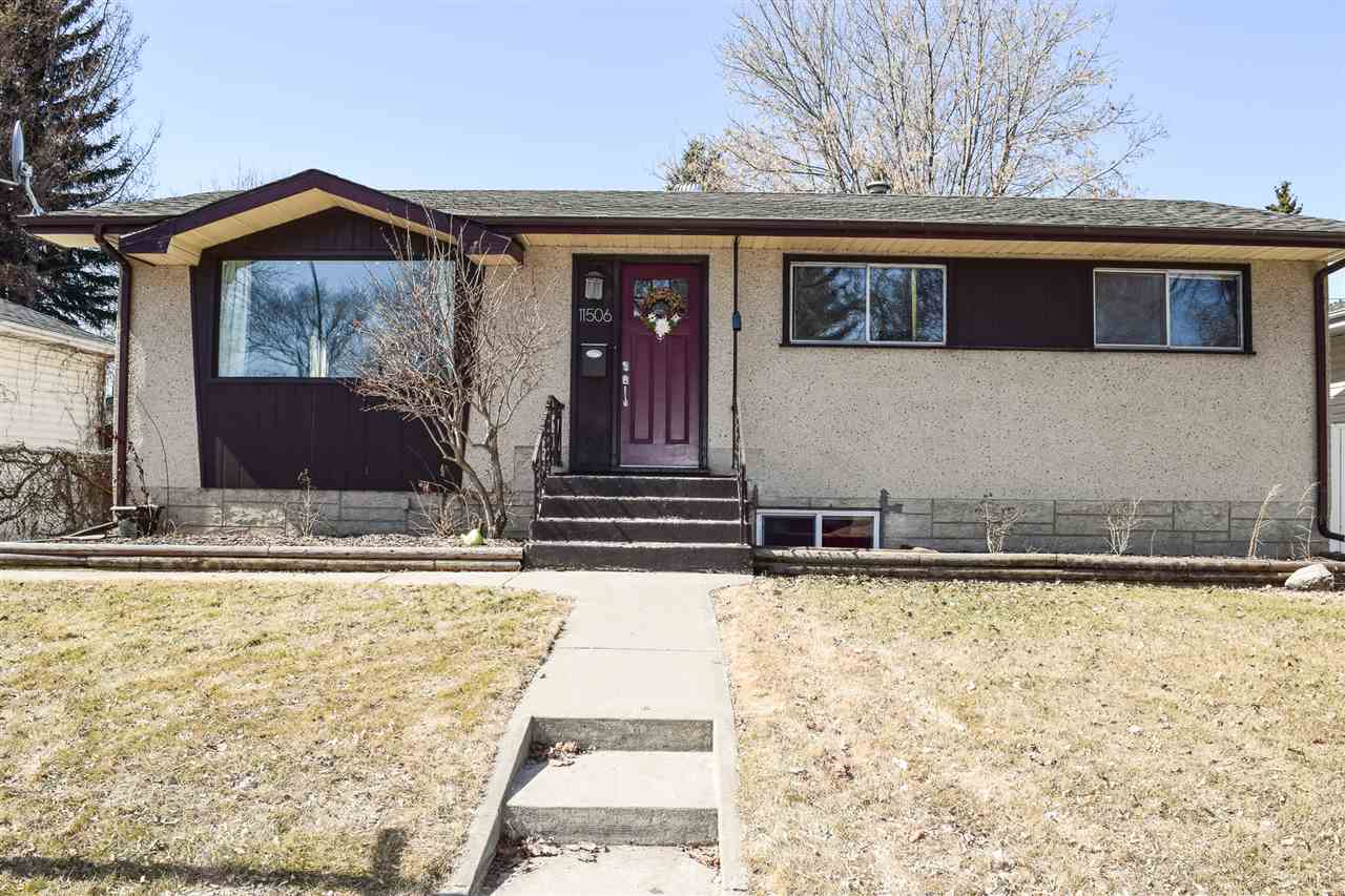 11506 38 Street NW, 6 bed, 2 bath, at $327,000