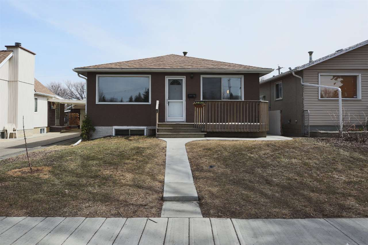 10219 75 Street NW, 4 bed, 2 bath, at $379,800