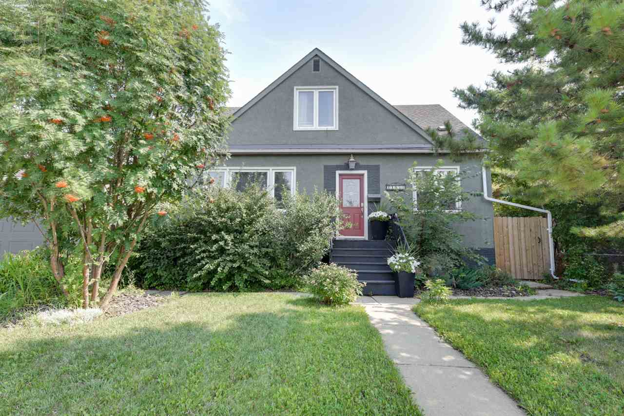 11953 St Albert Trail NW, 4 bed, 1.1 bath, at $350,000
