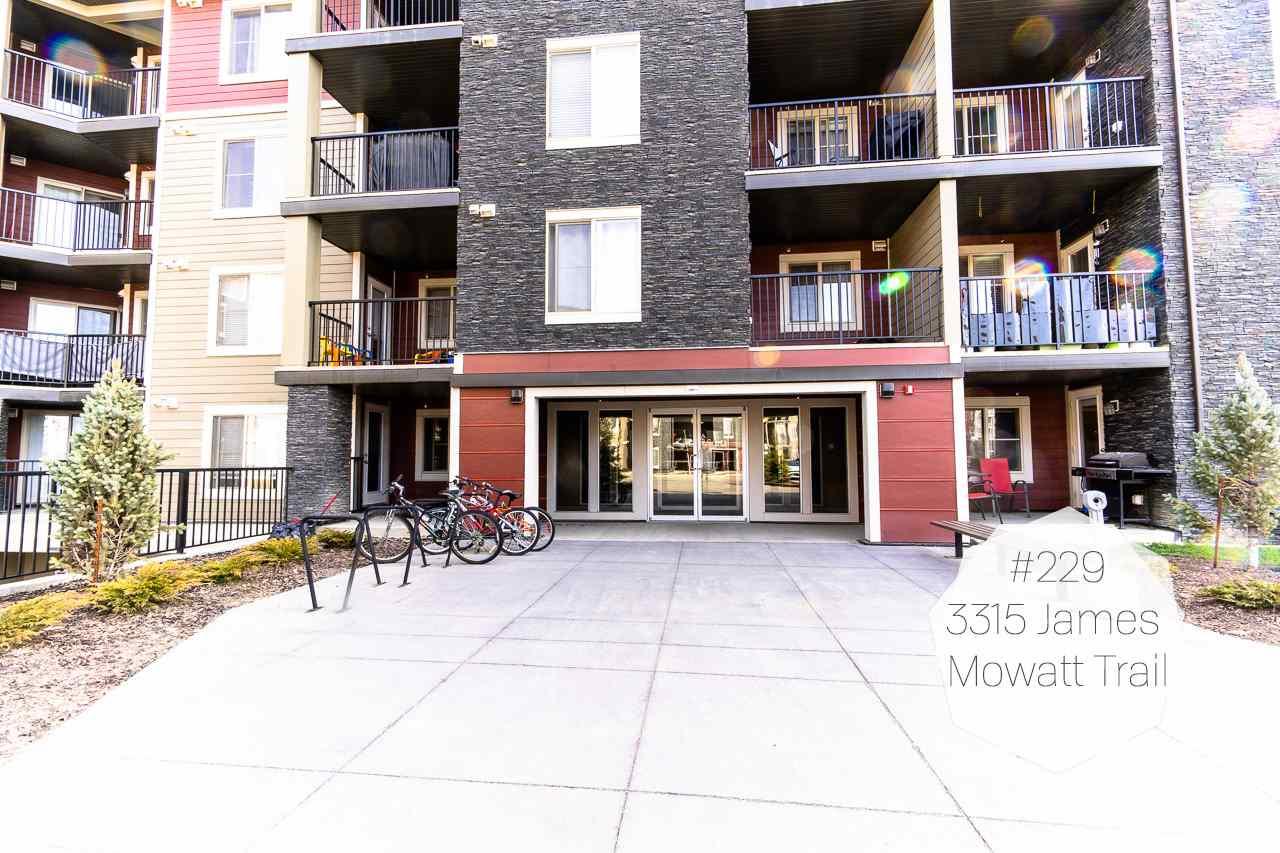 229 3315 James Mowatt Trail, 2 bed, 2 bath, at $219,900