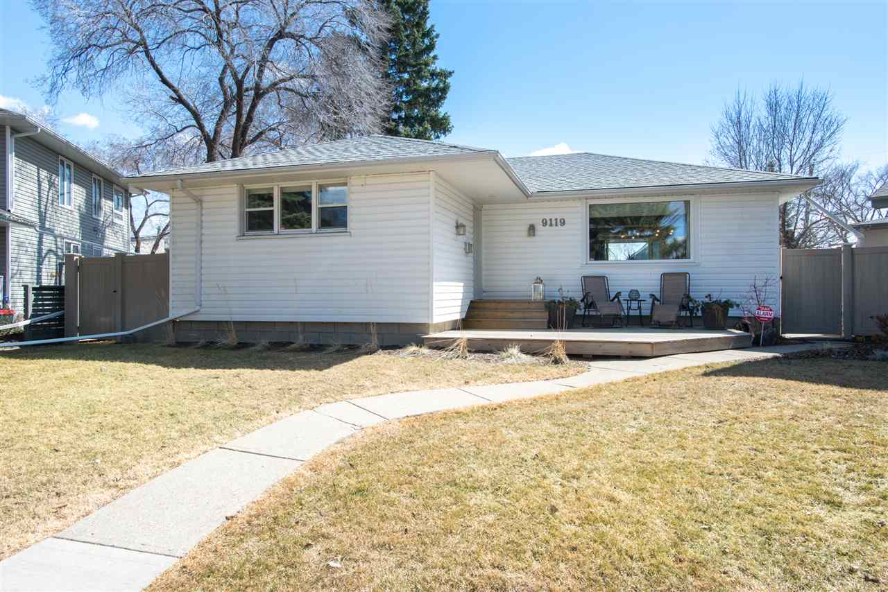9119 146A Street NW, 3 bed, 2 bath, at $659,000