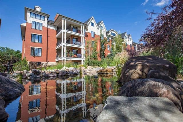 307 9815 96A Street NW, 1 bed, 2 bath, at $314,900