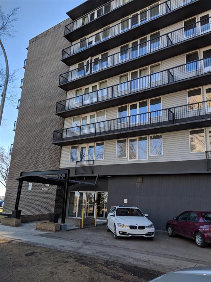 8306 JASPER Avenue NW, 2 bed, 1 bath, at $94,500