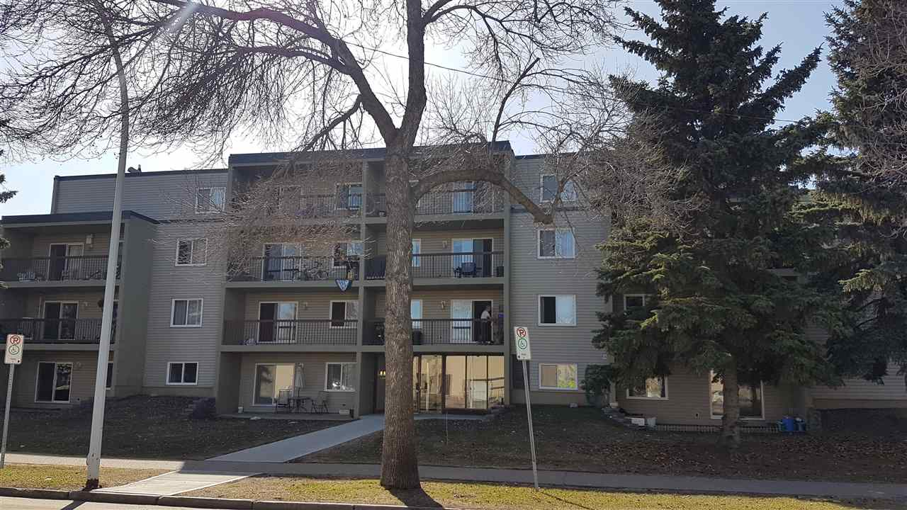 104 11026 106 Street NW, 1 bed, 1 bath, at $164,900