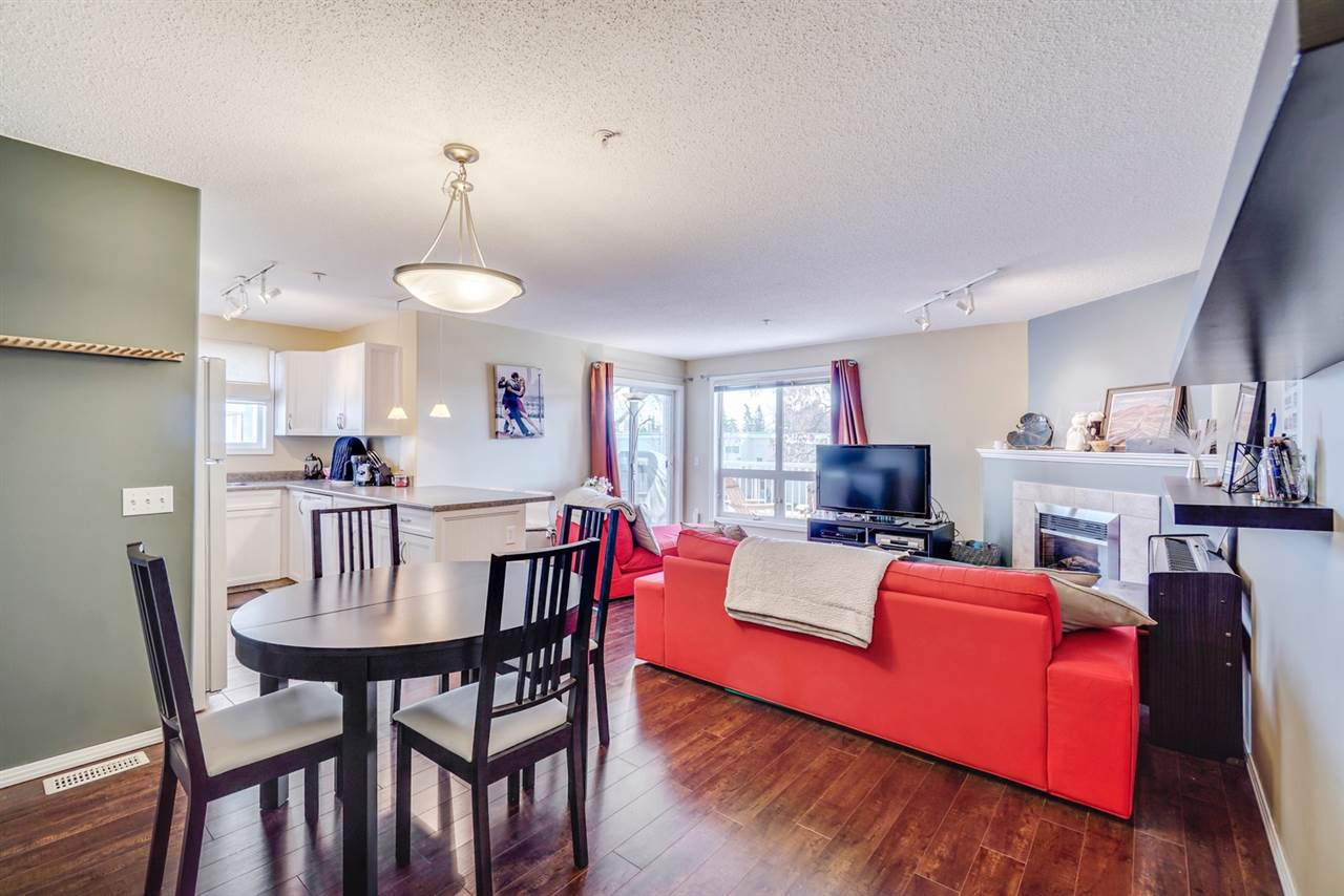 301 10528 77 Avenue NW, 2 bed, 2 bath, at $282,000