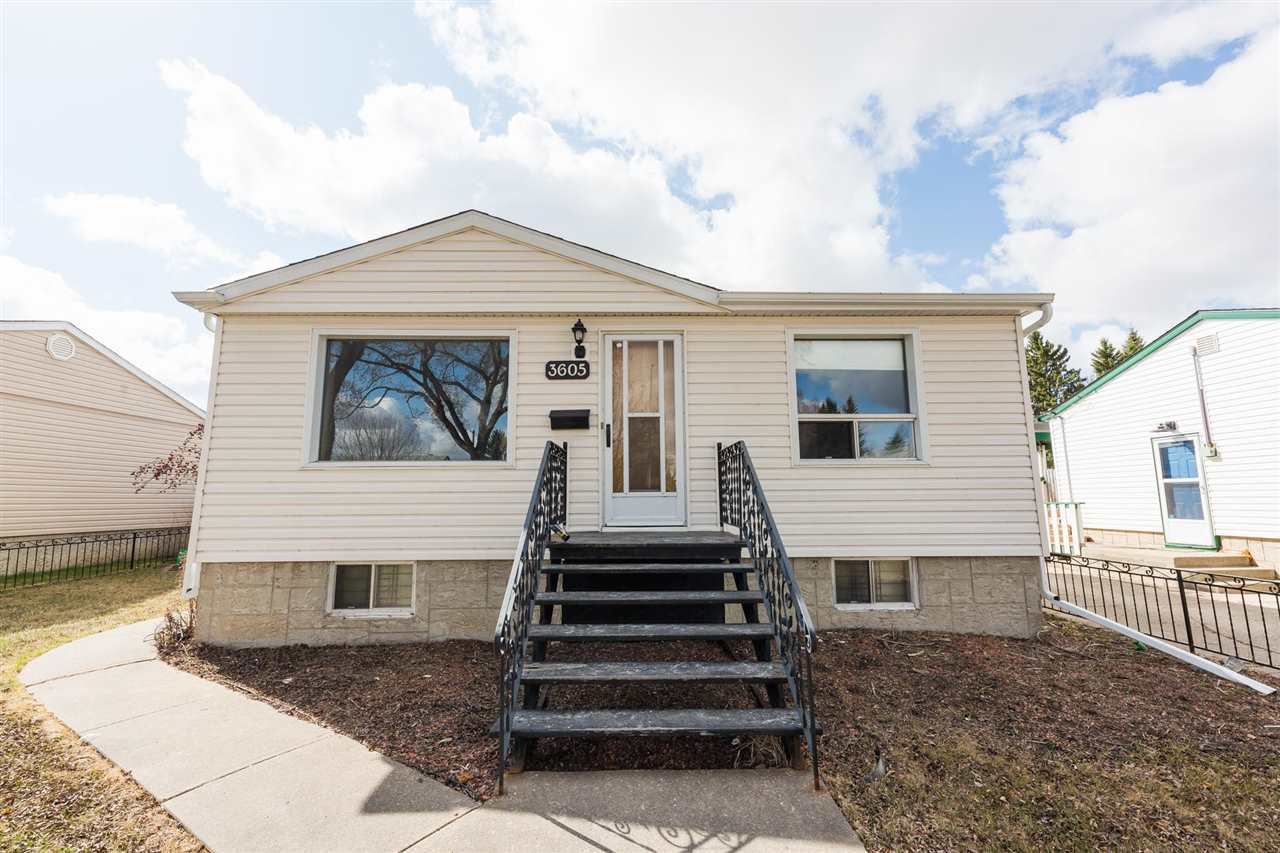3605 109 Avenue NW, 2 bed, 1 bath, at $264,500