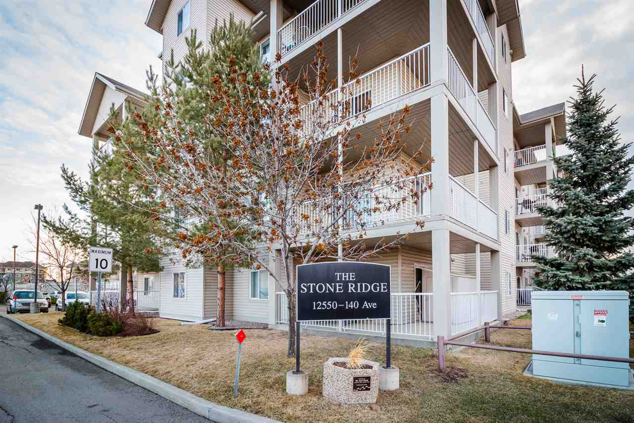 117 12550 140 Avenue NW, 2 bed, 2 bath, at $169,900