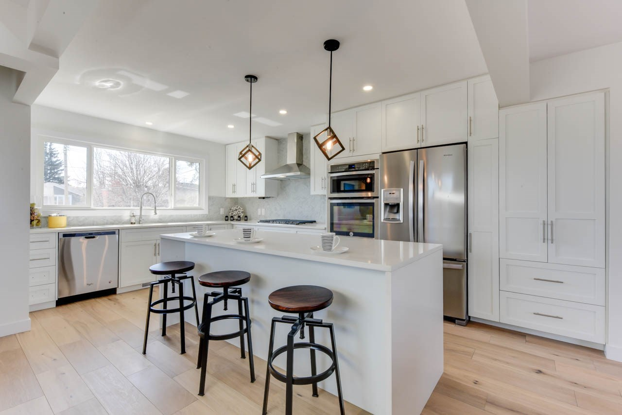 6907 94 Avenue NW, 4 bed, 3 bath, at $599,900