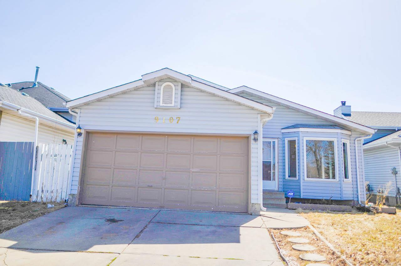 9107 168 Avenue NW, 4 bed, 2 bath, at $379,000