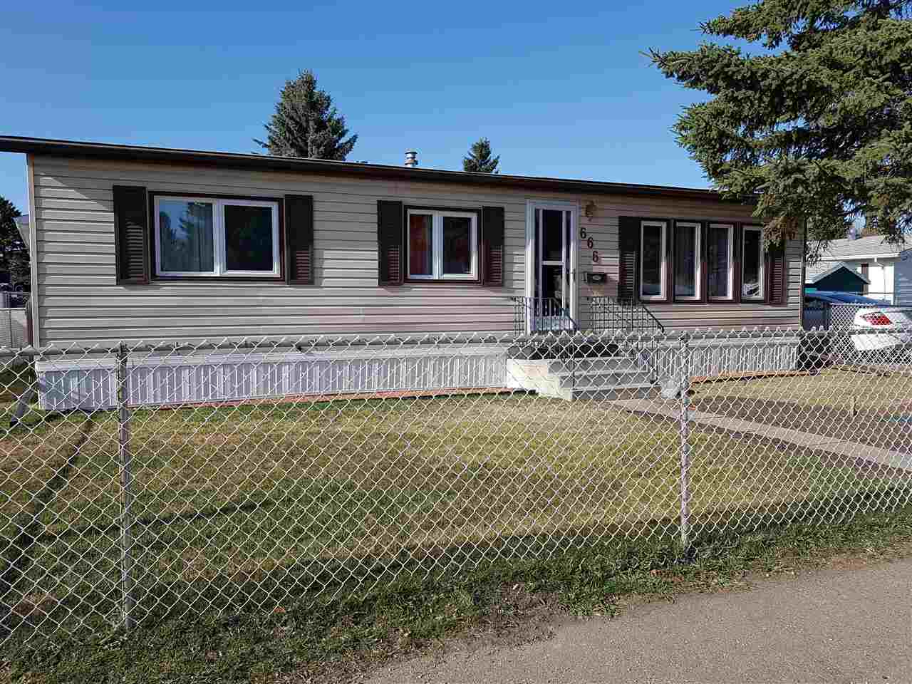 666 Evergreen Drive, 3 bed, 1 bath, at $29,999