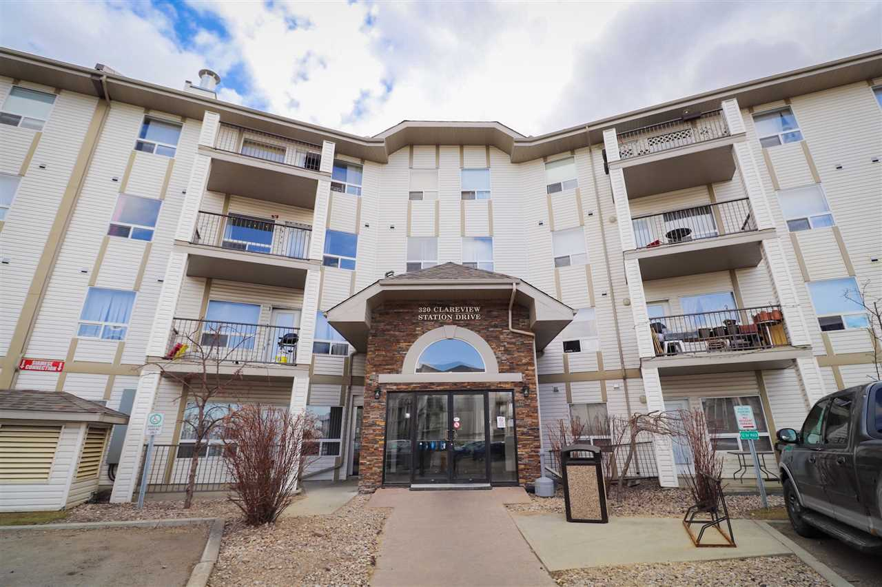 2314 320 CLAREVIEW STATION Drive NW, 2 bed, 2 bath, at $197,500