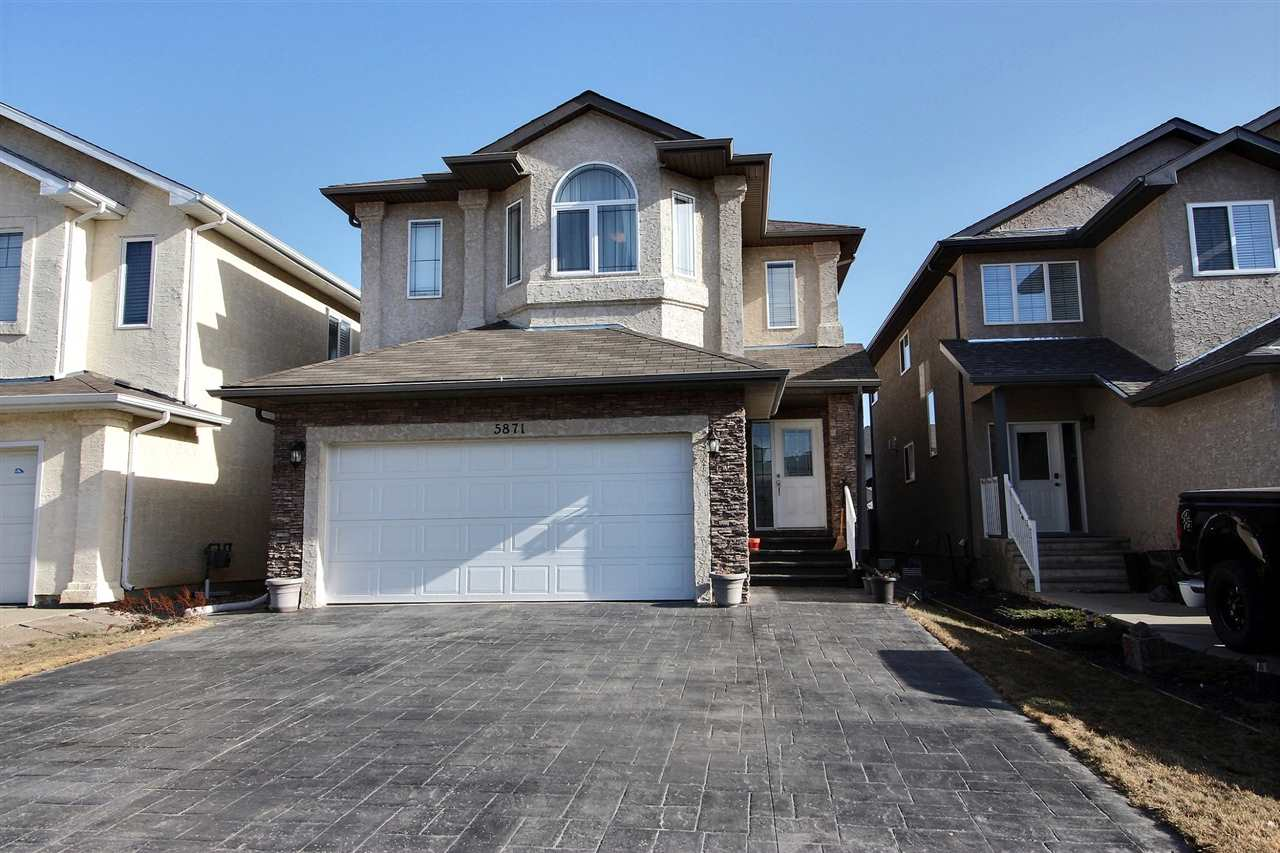 5871 166 Avenue NW, 4 bed, 3 bath, at $499,900