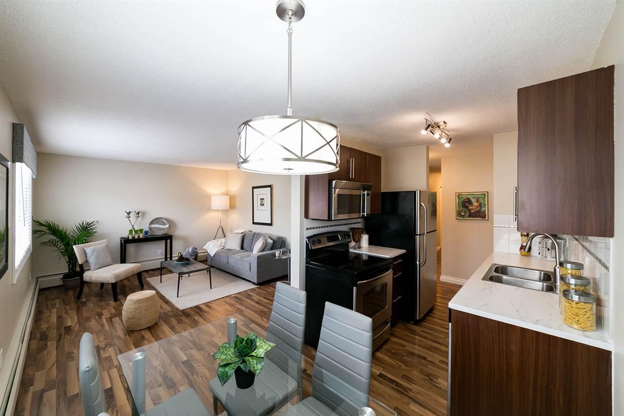 203 12223 82 Street, 2 bed, 1 bath, at $104,900