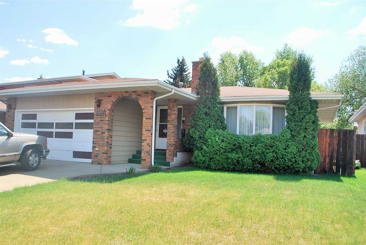 18419 93 Avenue NW, 4 bed, 3 bath, at $389,900