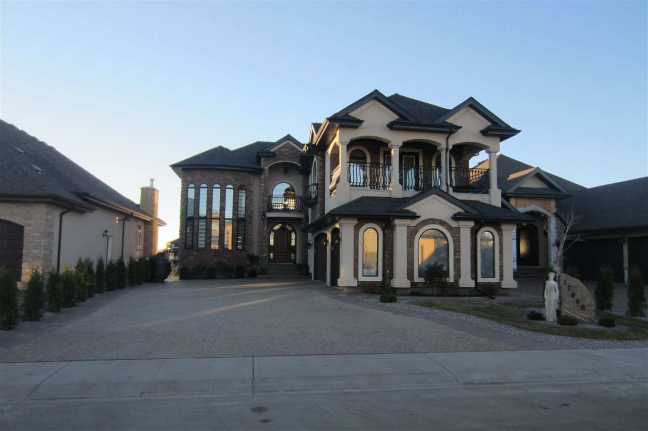 17446 107A Street NW, 6 bed, 5 bath, at $1,299,900