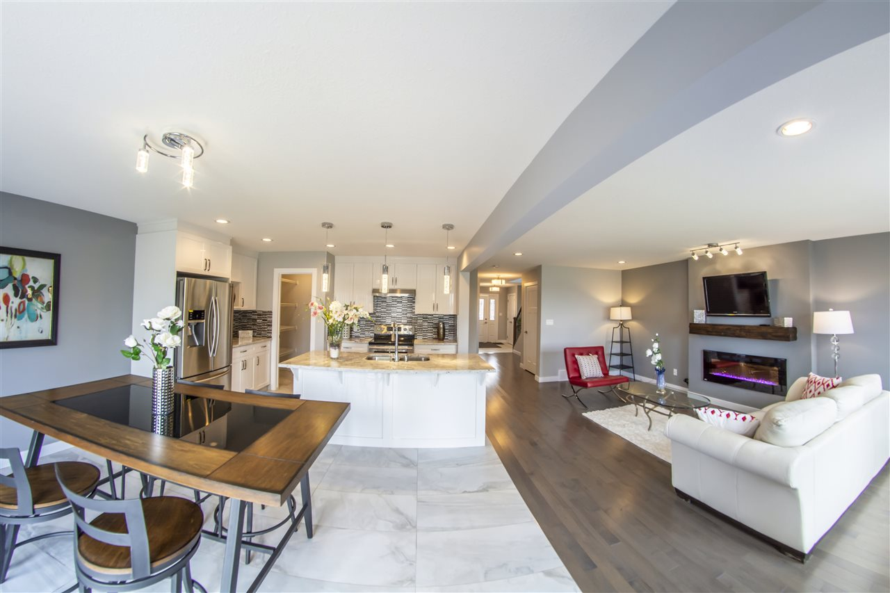 156 CASTLE Drive NW, 4 bed, 2.1 bath, at $559,900