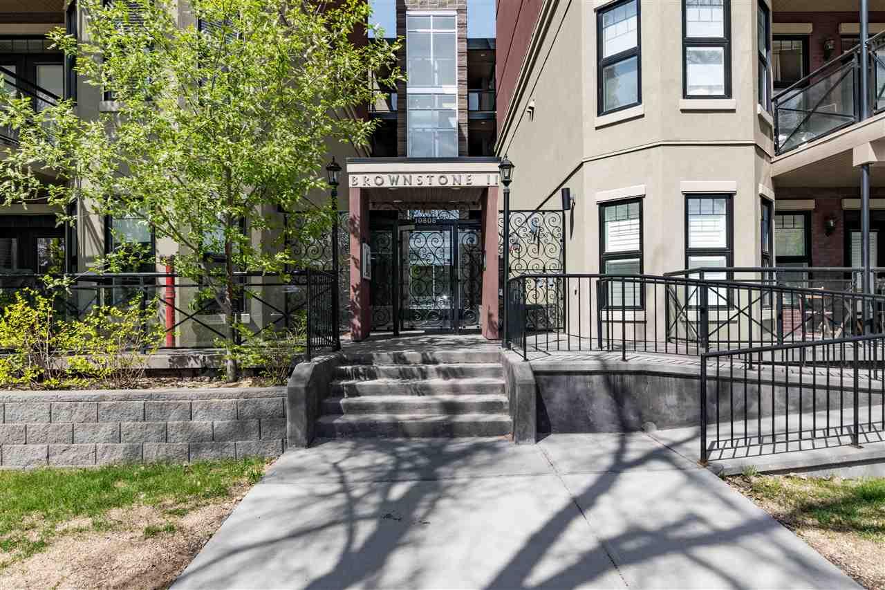205 10808 71 Avenue, 2 bed, 2 bath, at $315,000