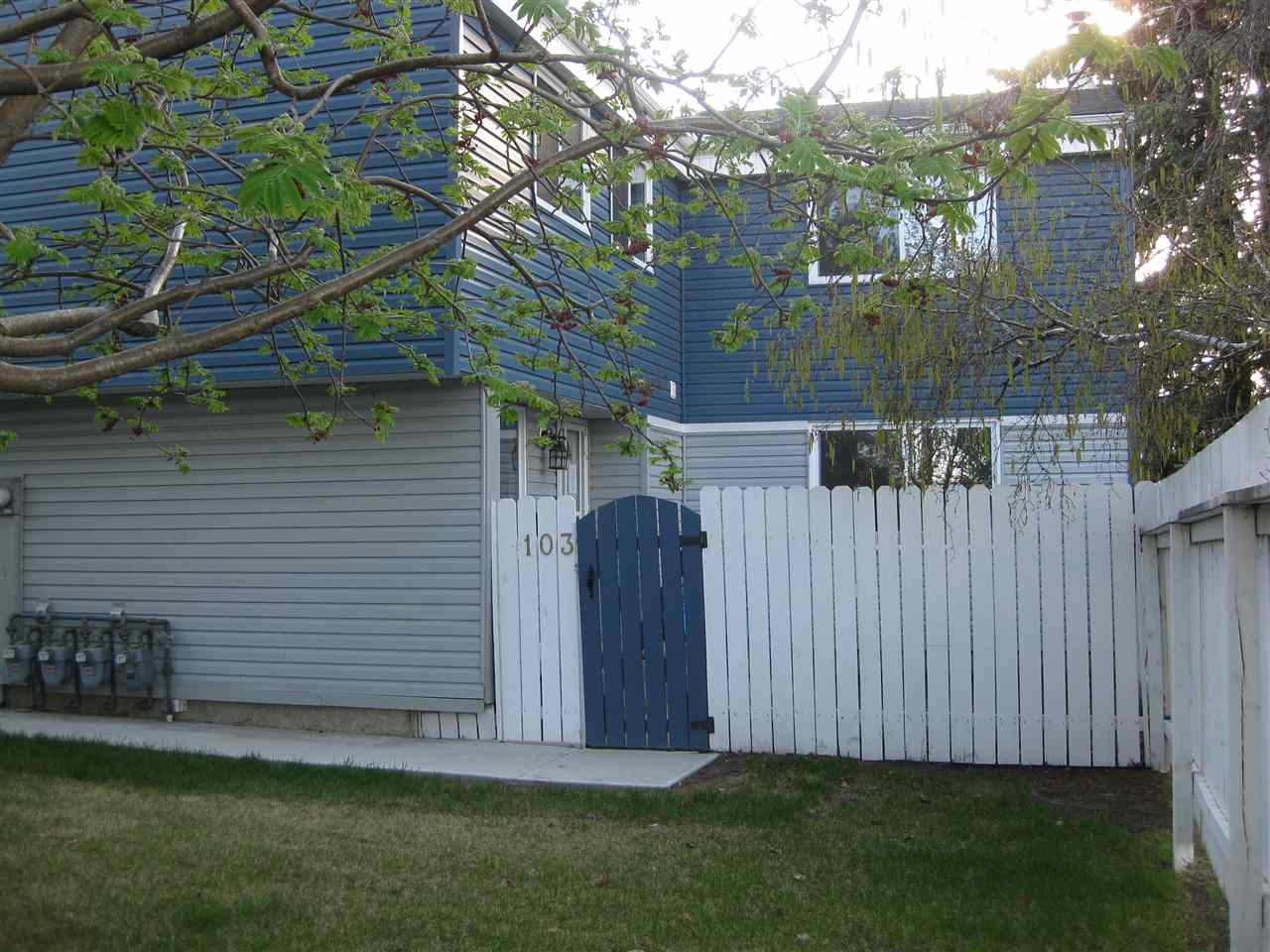 103 14707 53 Avenue NW, 3 bed, 1.1 bath, at $192,500