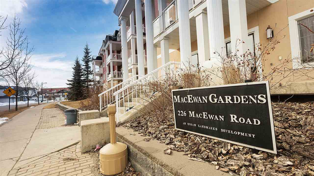 406 226 MACEWAN Road SW, 2 bed, 2 bath, at $218,800