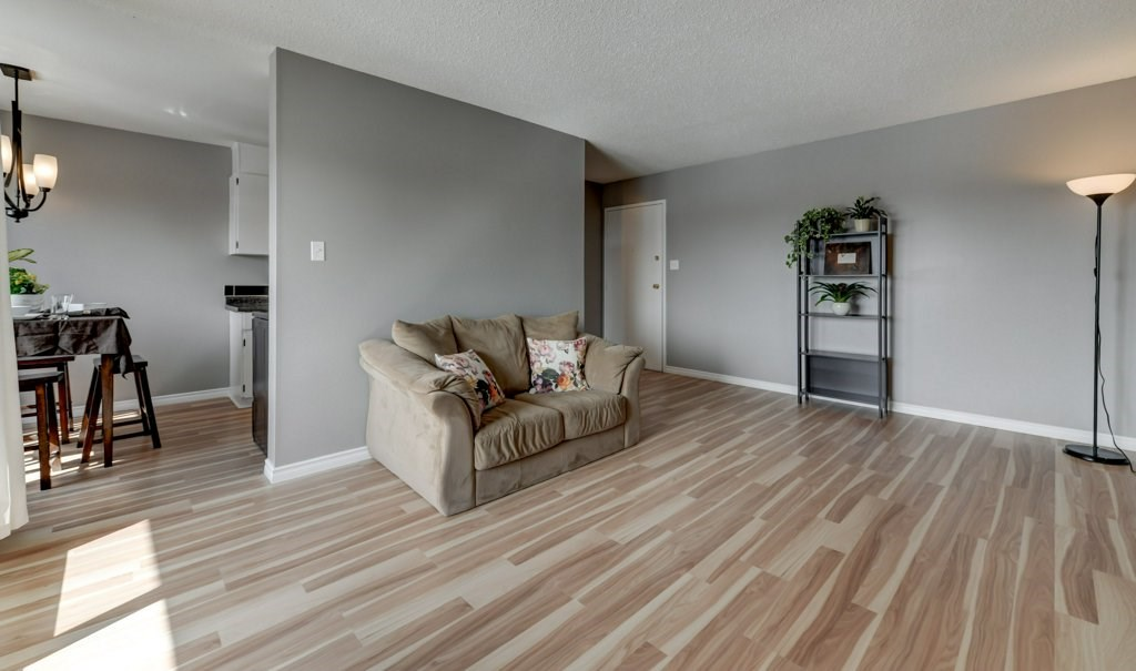 67 11255 31 Avenue NW, 2 bed, 1 bath, at $125,000