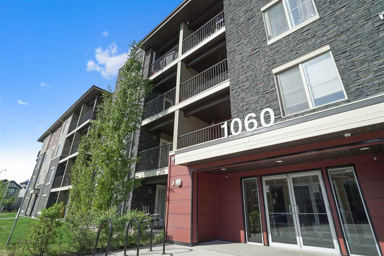 103 1060 MCCONACHIE Boulevard NW, 2 bed, 1 bath, at $160,000
