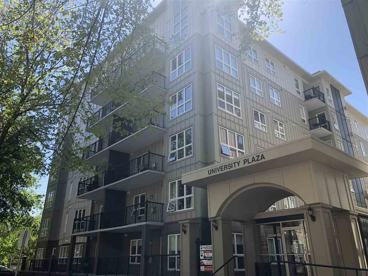 205 11103 84 Avenue NW, 2 bed, 2 bath, at $399,888