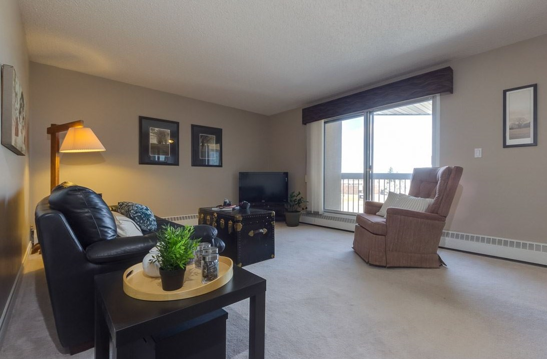 301 10511 19 Avenue NW, 2 bed, 1 bath, at $170,000