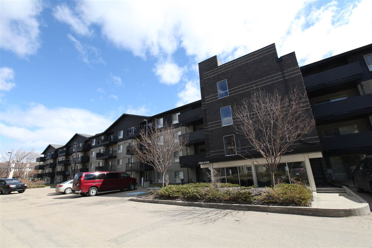 212 17003 67 Avenue NW, 2 bed, 2 bath, at $187,500