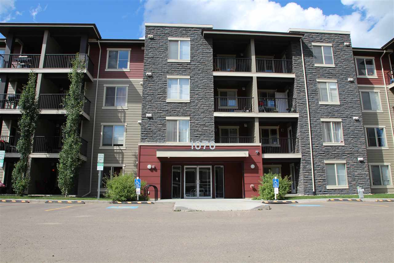 410 1070 MCCONACHIE Boulevard, 1 bed, 1 bath, at $162,500