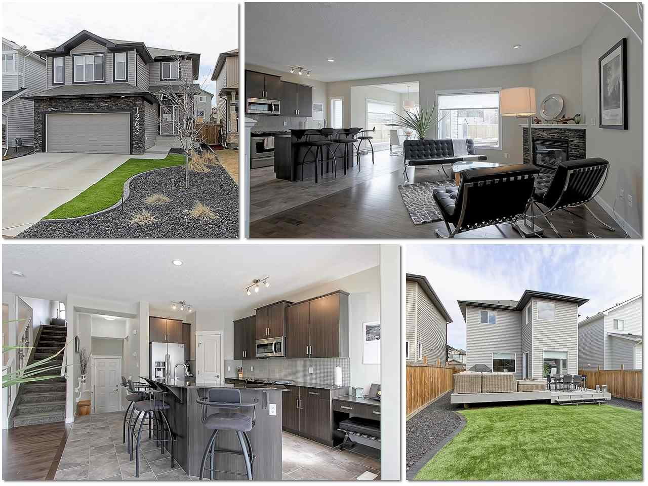 1263 FOXWOOD Crescent, 3 bed, 2.1 bath, at $499,800