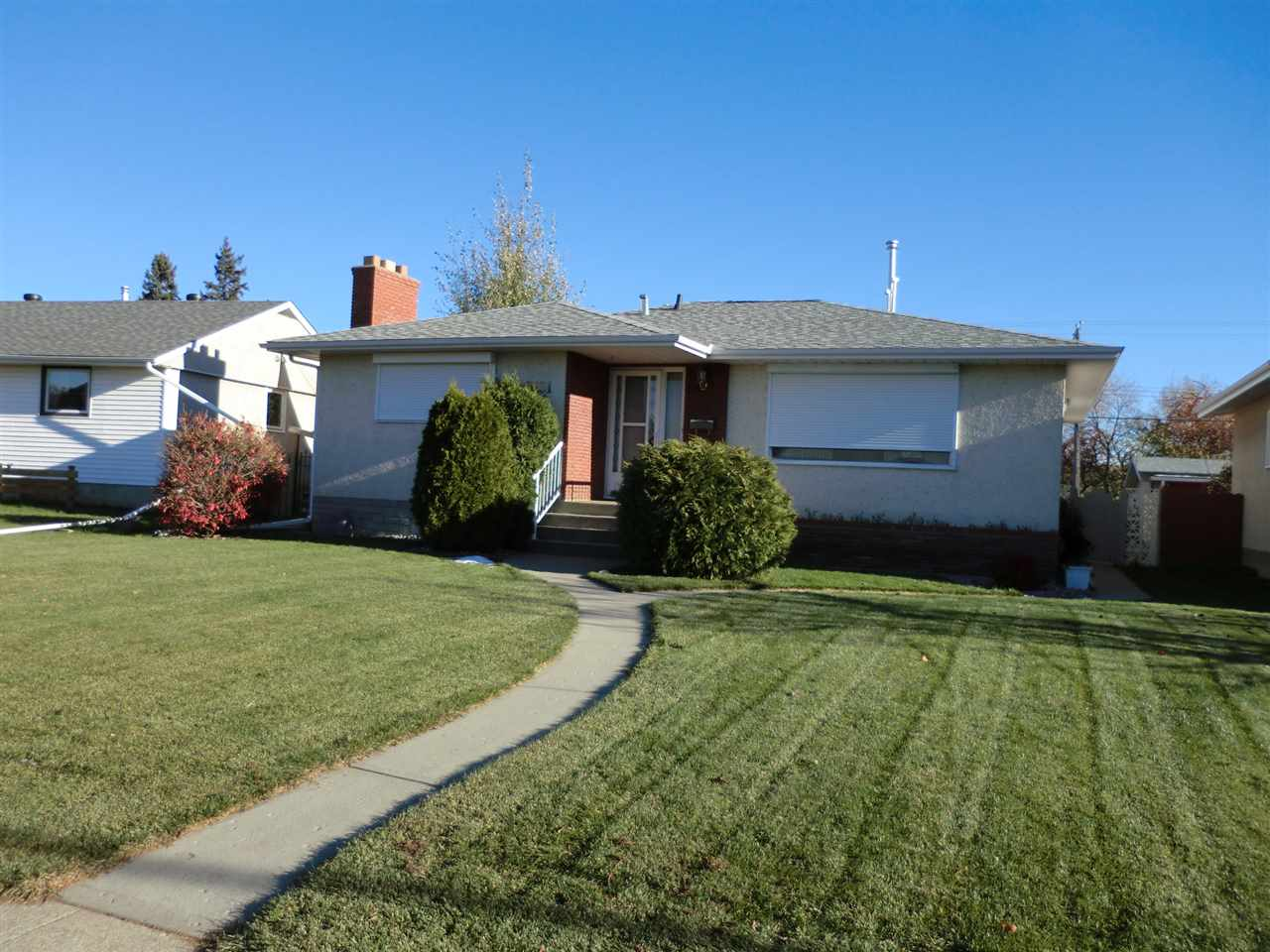 4631 111A Street NW, 3 bed, 2.1 bath, at $447,500