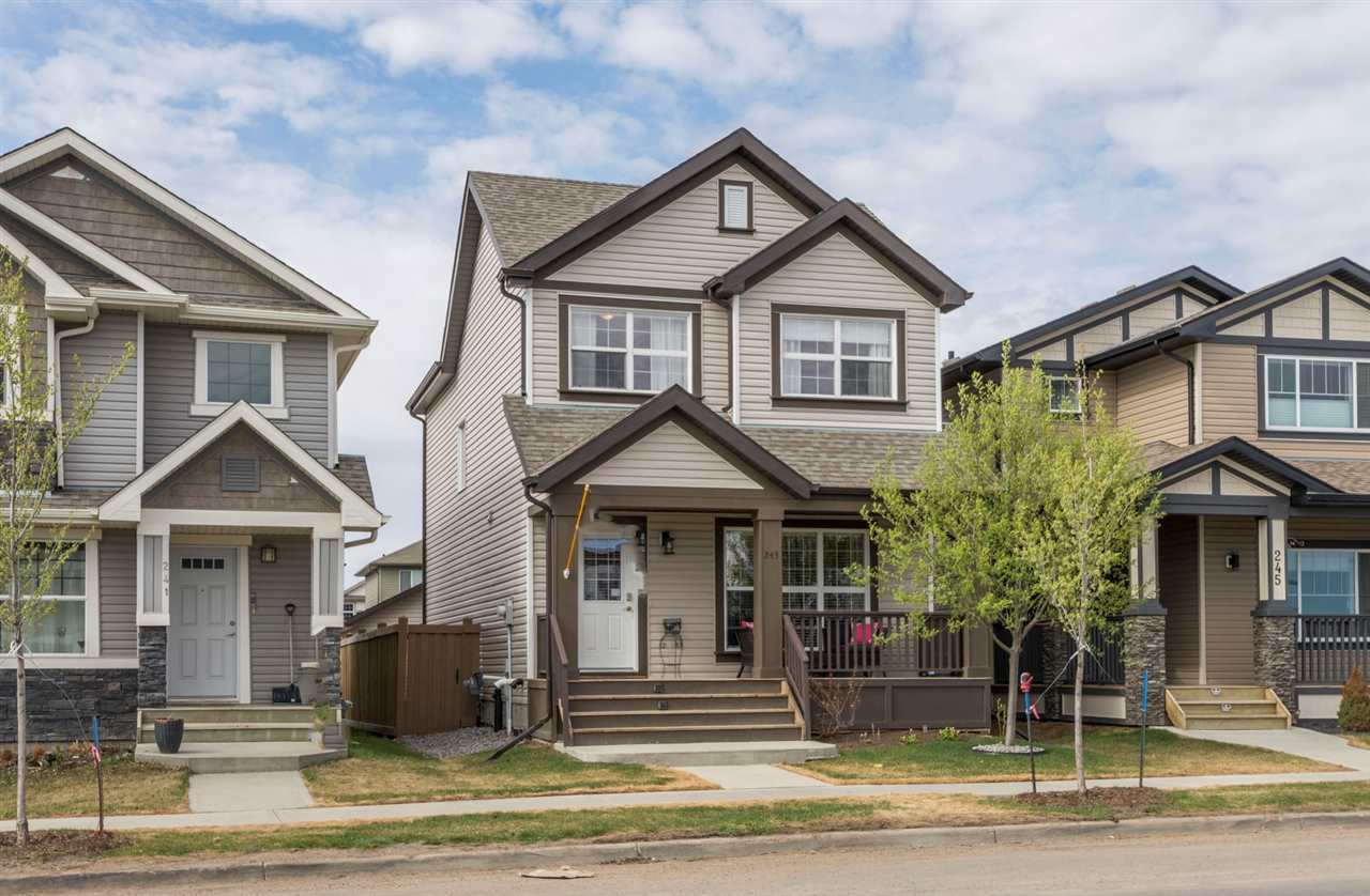 243 MCCONACHIE Drive, 3 bed, 2.2 bath, at $399,900