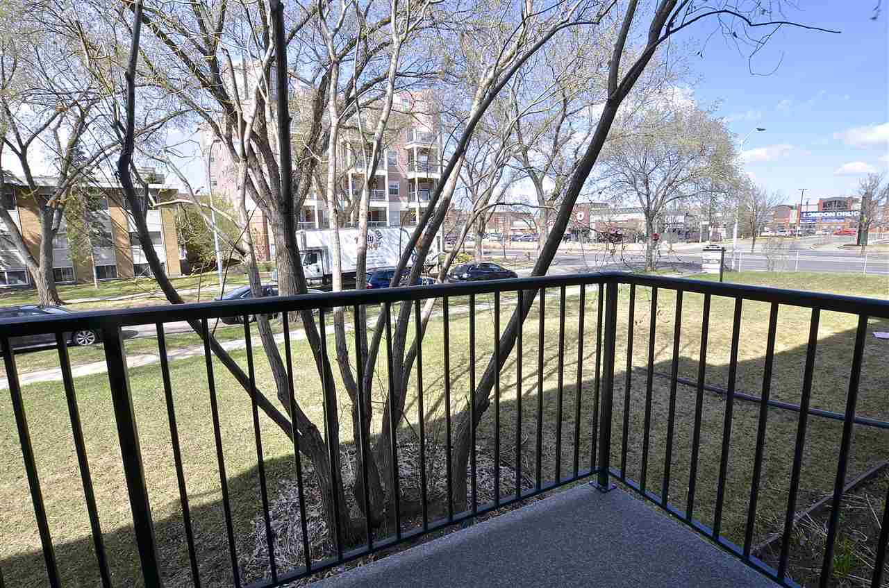 205 10335 117 Street NW, 1 bed, 1 bath, at $164,900