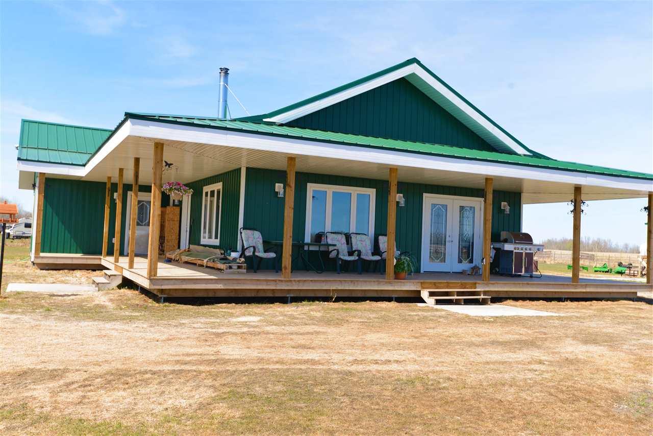 57422 Range Road 233, 2 bed, 2 bath, at $629,900