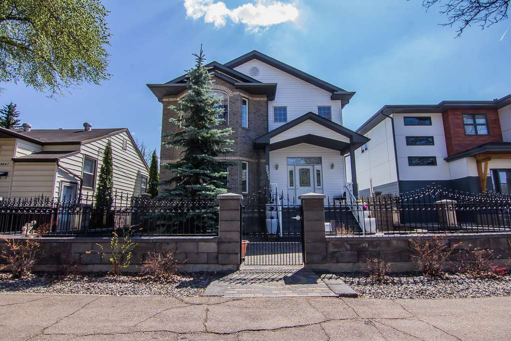 9651 80 Avenue NW, 5 bed, 4.1 bath, at $869,900