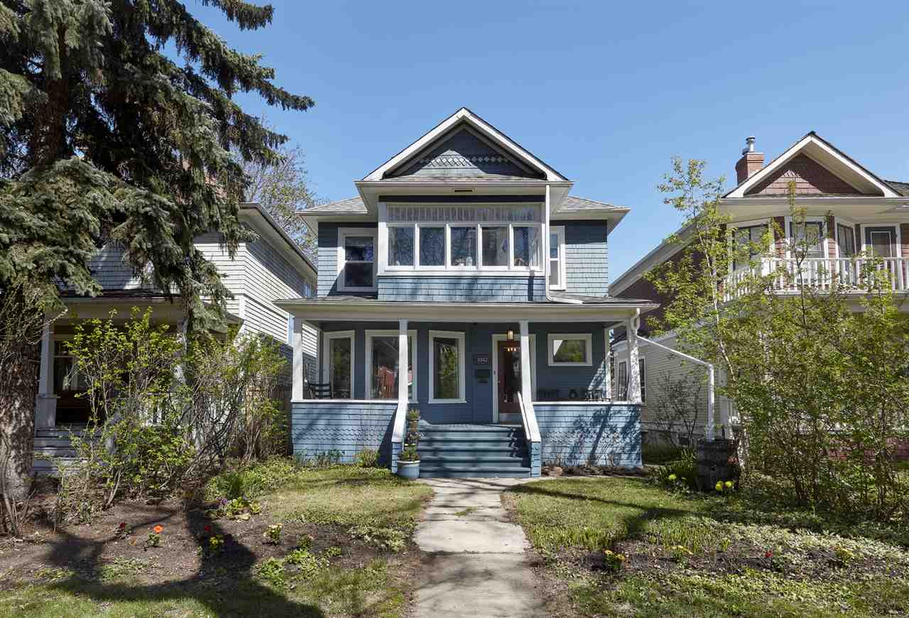 9942 85 Avenue NW, 4 bed, 2 bath, at $599,900