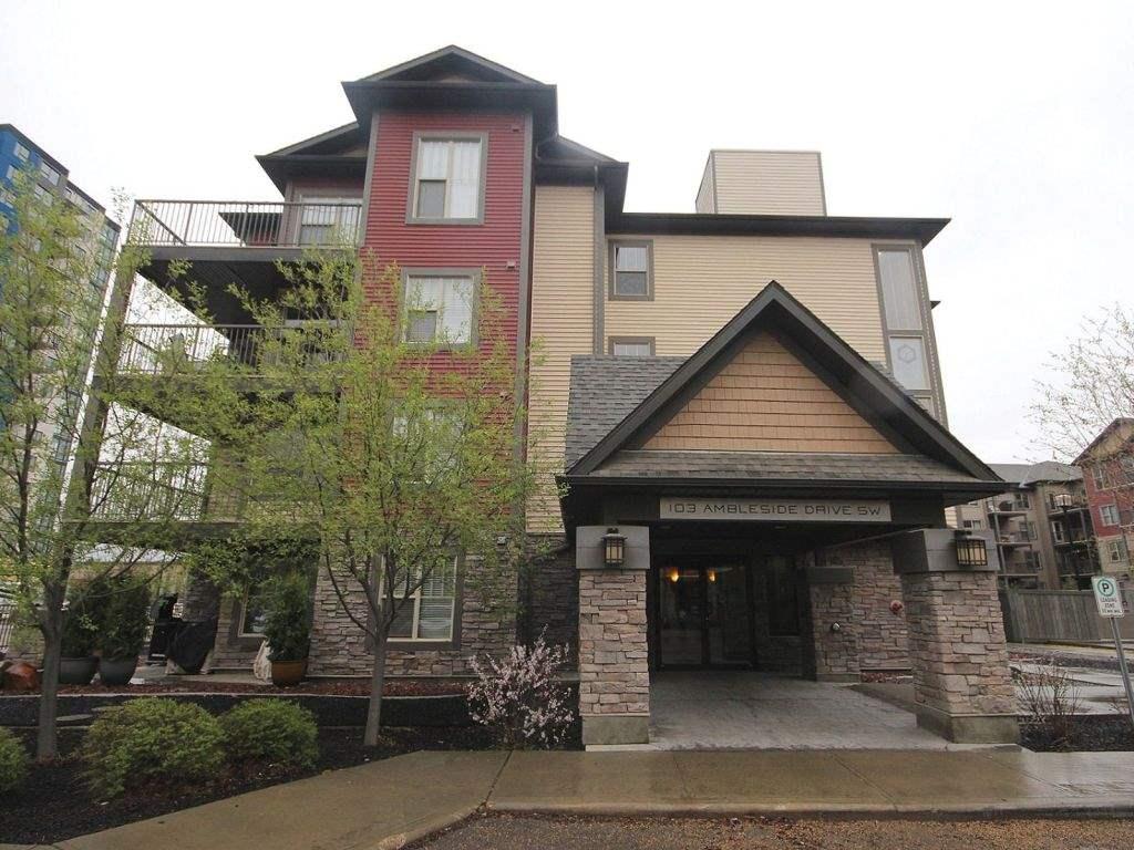 301 103 Ambleside Drive, 1 bed, 1 bath, at $197,500