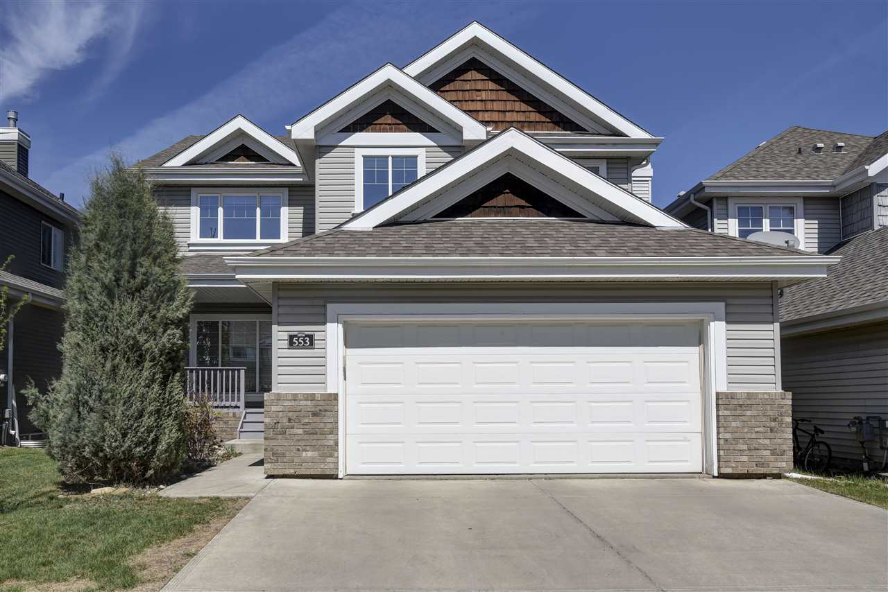 553 STEWART Crescent, 4 bed, 3.1 bath, at $639,900