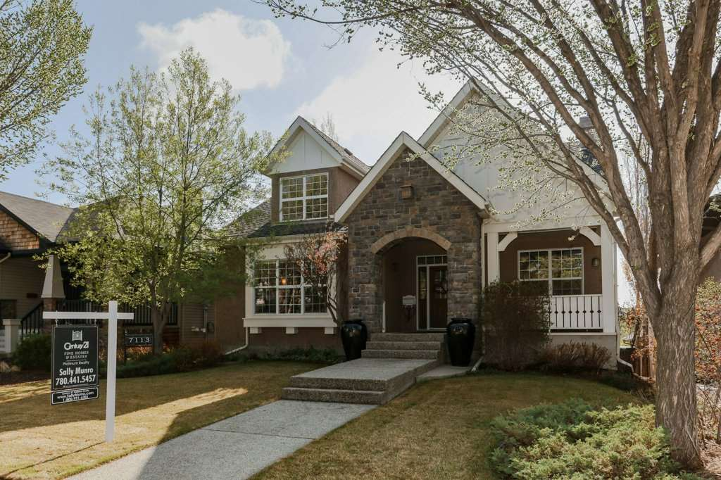 7113 119 Street NW, 3 bed, 2.1 bath, at $1,150,000