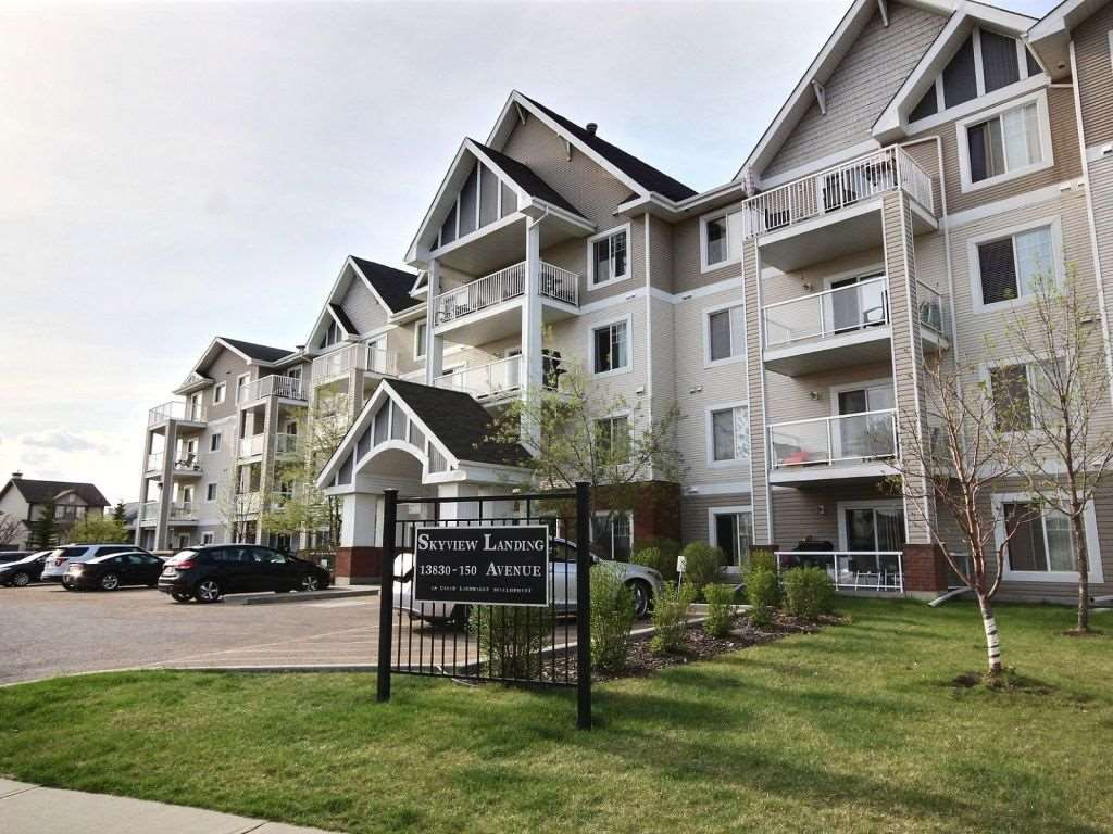 317 13830 150 Avenue, 2 bed, 2 bath, at $209,995