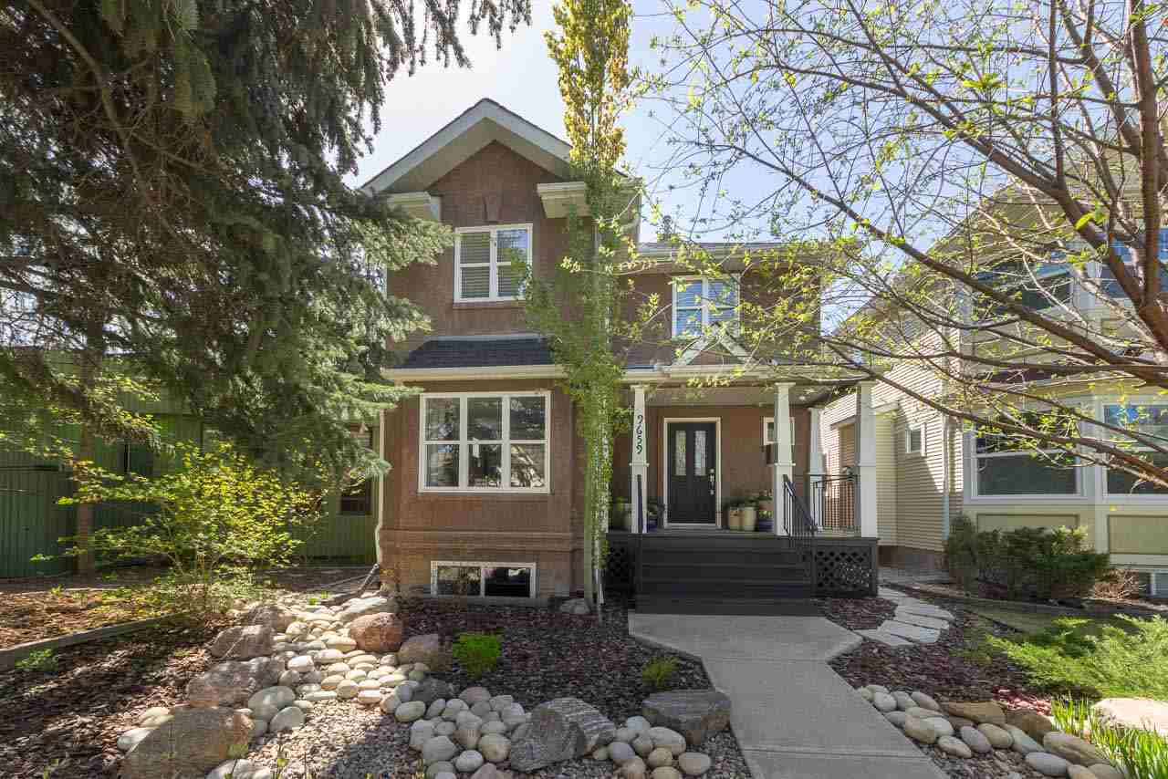 9659 85 Avenue NW, 5 bed, 3.1 bath, at $759,900