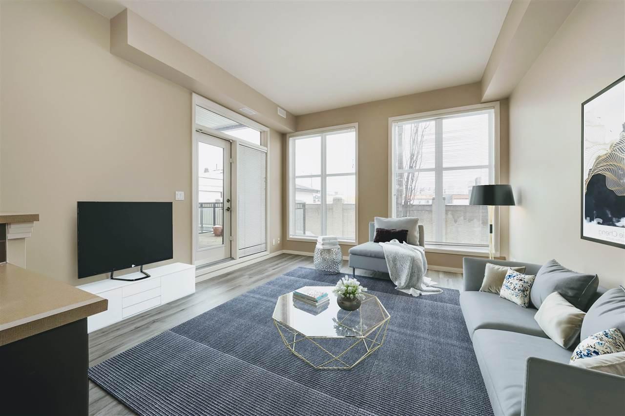 111 10531 117 Street, 2 bed, 2 bath, at $275,000