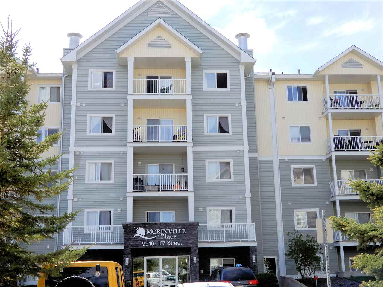 515 9910 107 Street, 2 bed, 2 bath, at $186,900