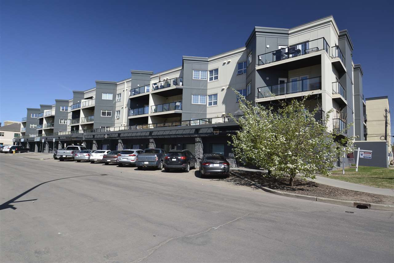 303 10116 80 Avenue, 2 bed, 2 bath, at $318,900