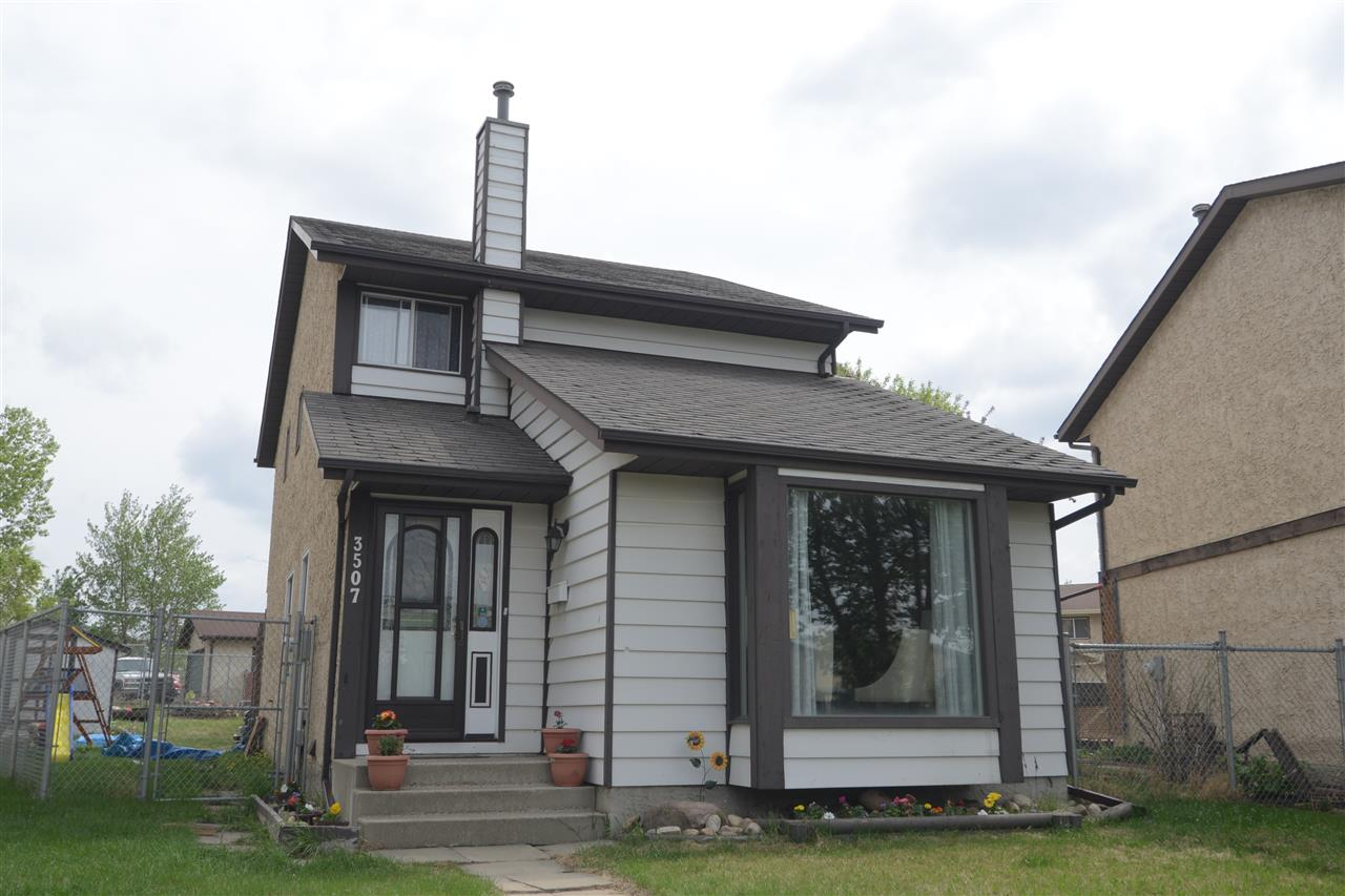 3507 42 Avenue NW, 3 bed, 2.2 bath, at $319,900