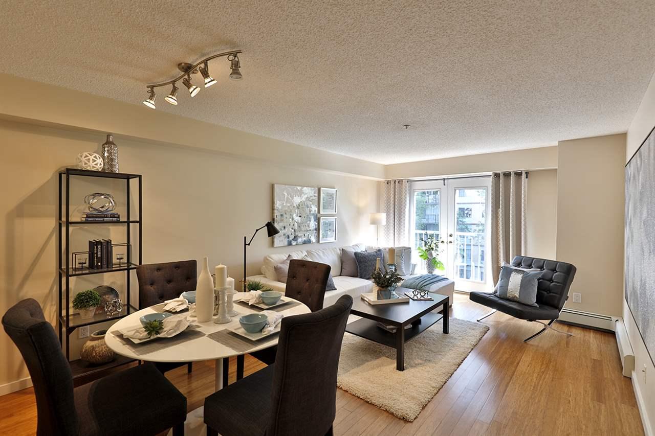306 10403 98 Avenue, 2 bed, 2 bath, at $249,900